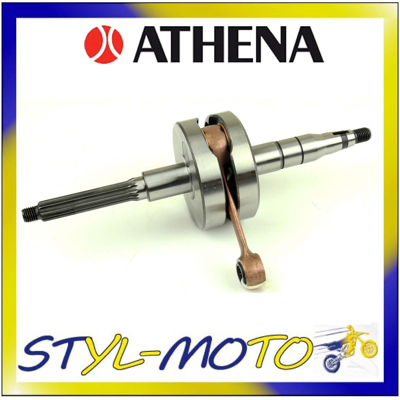 ATHENA ALBERO MOTORE RACING CON PISTONE Ø 10 MALAGUTI F12 PHANTOM 50 2003-2004
