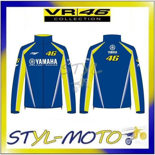 XL VR46 Giacca Antivento Uomo Valentino Rossi TG