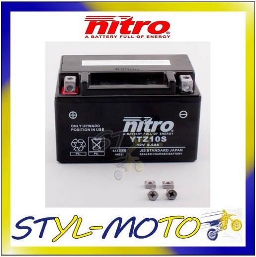 JMT GEL Batterie YTZ10S BMW G 650 Xcountry Bj 2007-2010